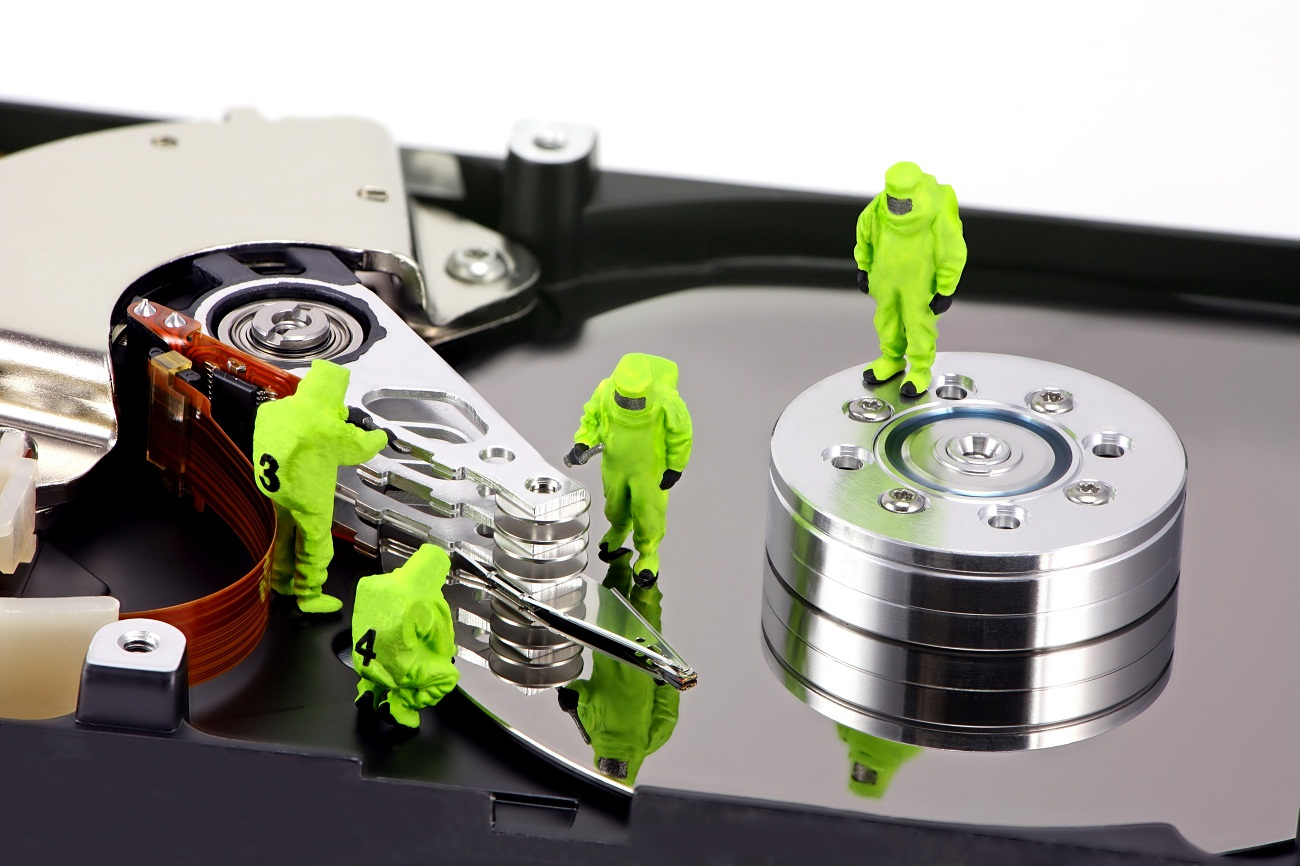 TeraDrive - Top 4 Myths About Data Recovery