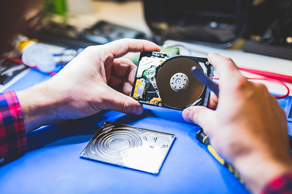 How to Protect Your Hard Drive from Being Damaged | TeraDrive